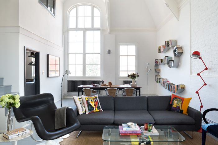 Frank and Faber – Loft Apartment, Hackney